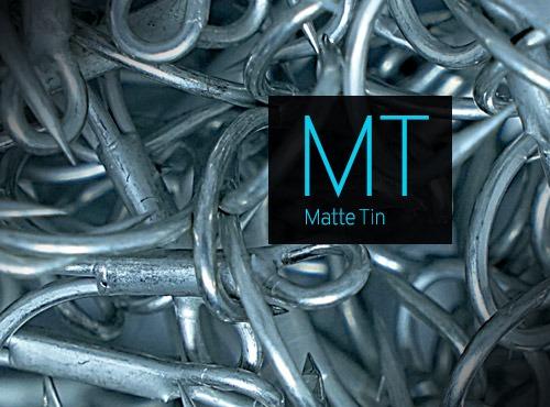 BKK - Matte tin coating