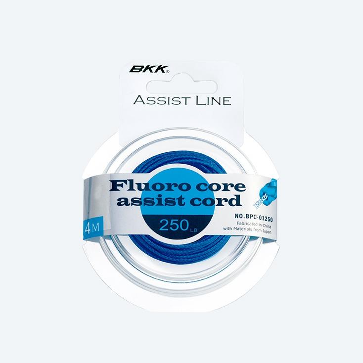 BKK Fluoro Core Assist fishing Cord