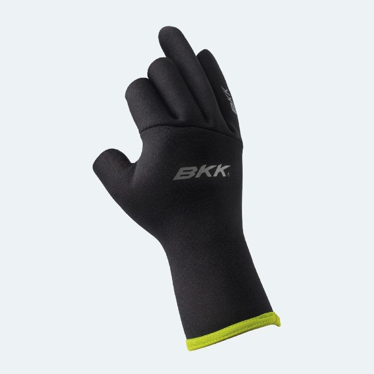 Warm Neoprene gloves bkk, winter fishing hook, bkk hook